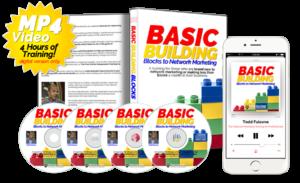 Basic Building Blocks to Network Marketing Success