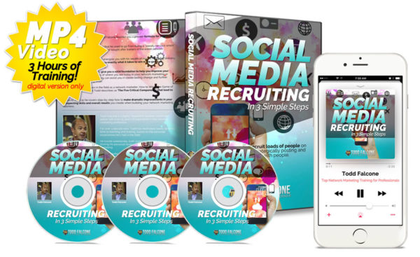 Social Media Recruiting in Three Simple Steps