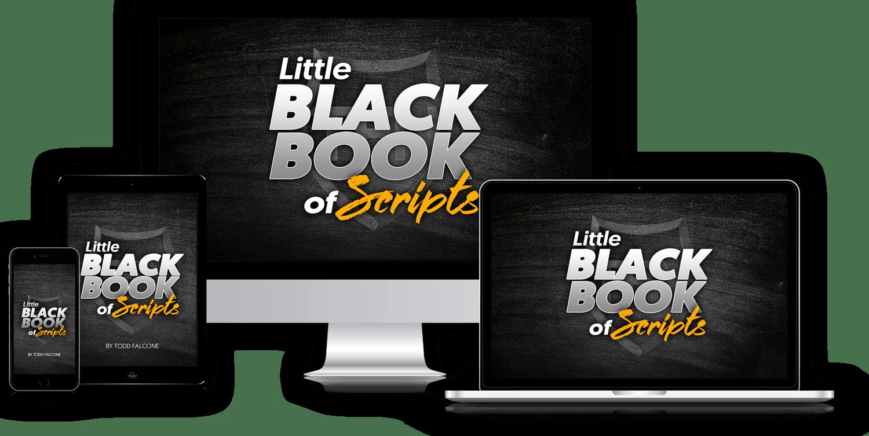Todd Falcone - The Little Black Book of Scripts