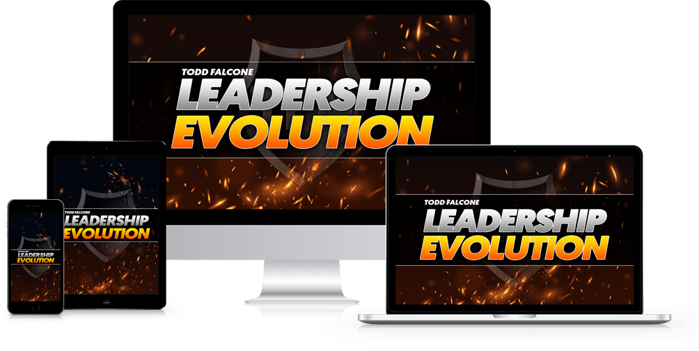Todd Falcone - Leadership Evolution