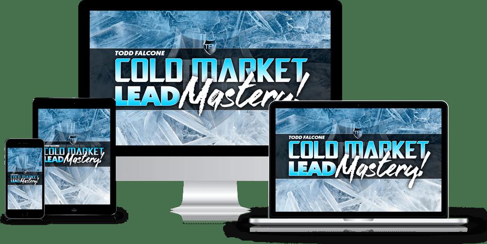 Todd Falcone - Cold Market Lead Mastery