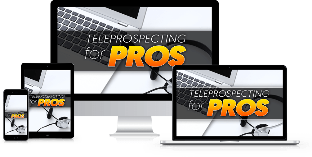 Todd Falcone - Tele-prospecting for Pros