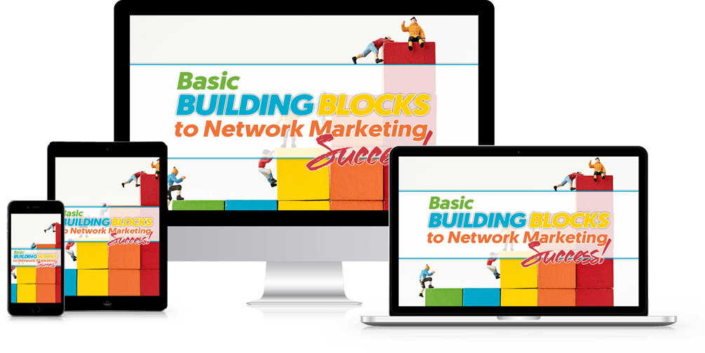 Todd Falcone - Basic Building Blocks to Network Marketing Success