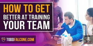 How To Get Better At Training Your Team